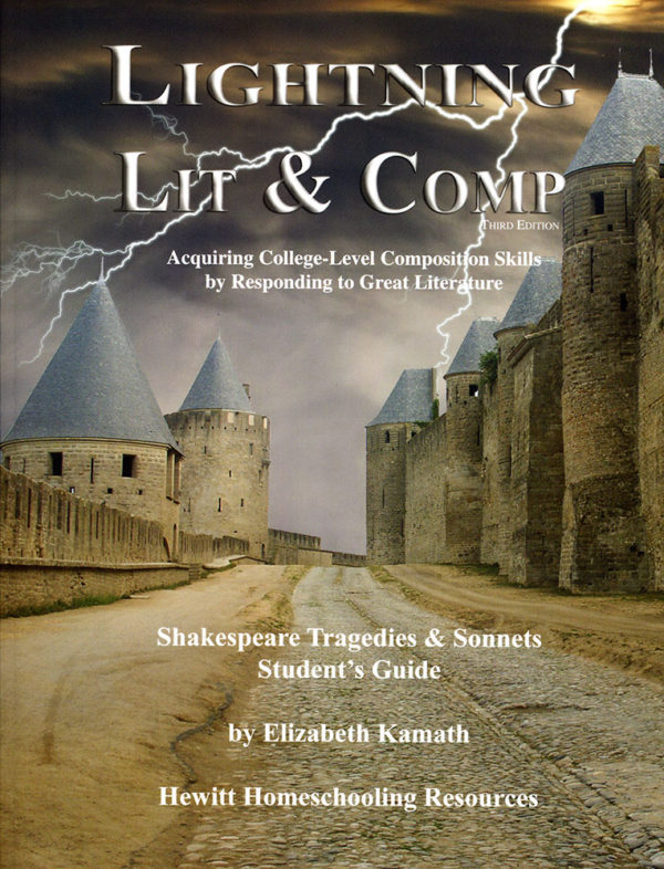 Lightning Lit: Shakespeare Tragedies & Sonnets Student Guide